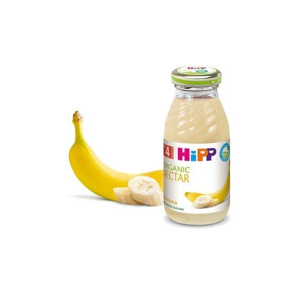 HIPP БИО Нектар от банан