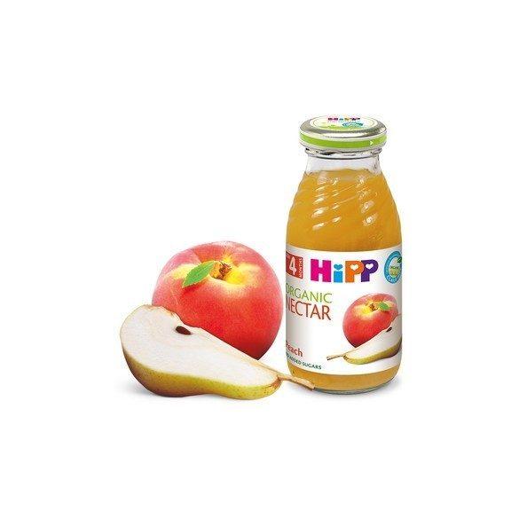 HIPP БИО Нектар от праскови