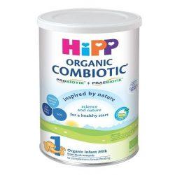 HIPP Organic Combiotic Преходно мляко -1 / 350gr/