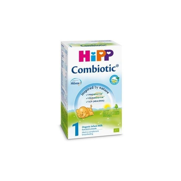 БИО Мляко за кърмачета HiPP 1 Combiotic 300g