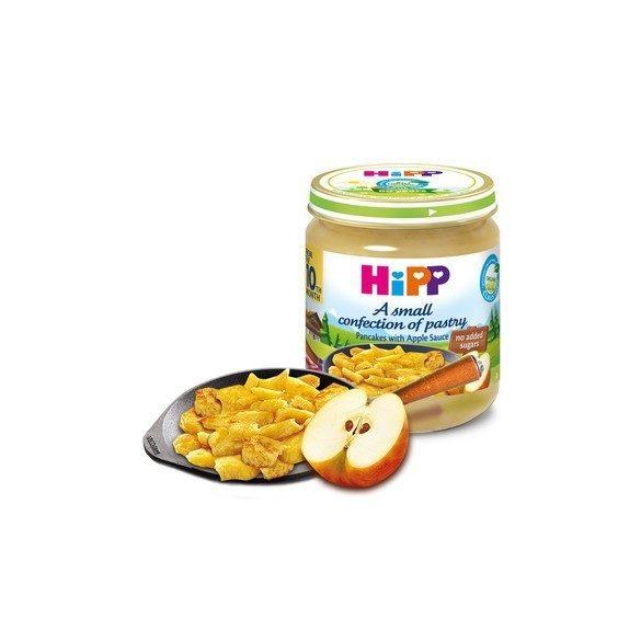 БИО Палачинки с мус от ябълки