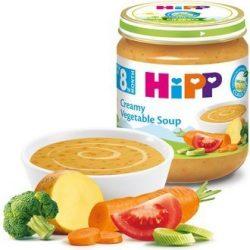 HIPP БИО Зеленчукова крем супа