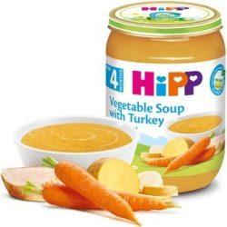 HIPP БИО Зеленчукова супа с пуйка