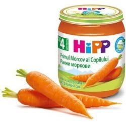 HIPP БИО Ранни моркови