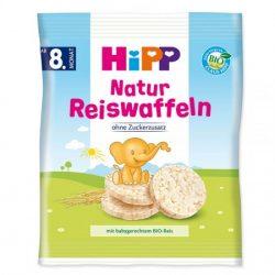 HiPP Bio Натурални оризови вафли  (35 г) 8м