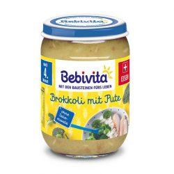 Bebivita Броколи с пуешко месо