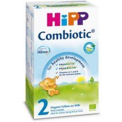 БИО Преходно мляко за кърмачета HiPP 2 Combiotic 300g
