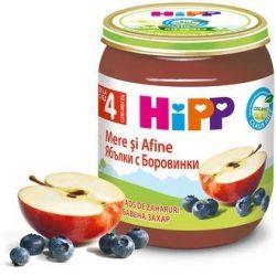 БИО Ябълки с боровинки