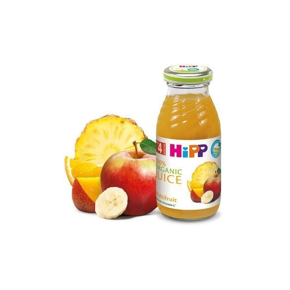 HIPP БИО Сок мултивитамин