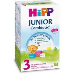 HiPP 3 Combiotic® JUNIOR Мляко за малки деца 500gr