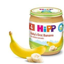 БИО Банани HIPP 125гр