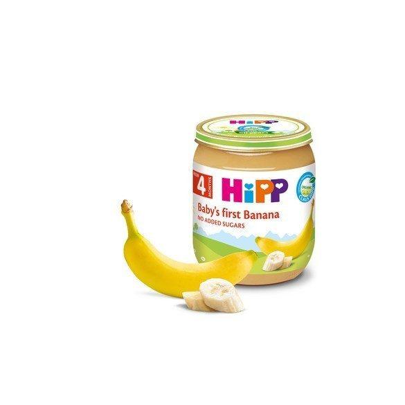 HIPP БИО Банани HIPP 125гр
