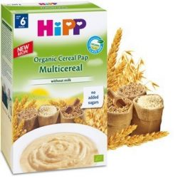 HiPP Био многозърнеста каша