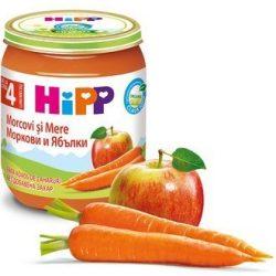 HIPP БИО Моркови с ябълки