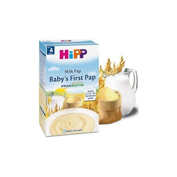 """Млечна каша """"Първата каша на бебето""""с Пробиотик"""