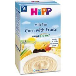 Млечна каша Царевица с плодове с Пробиотик