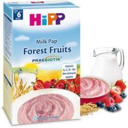 Млечна каша горски плодове с Пробиотик