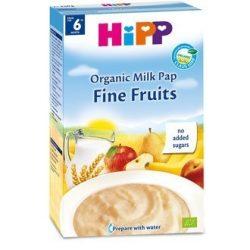 БИО млечна каша свежи плодове
