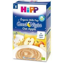 """БИО млечна каша """"Лека нощ"""" овес и ябълка"""