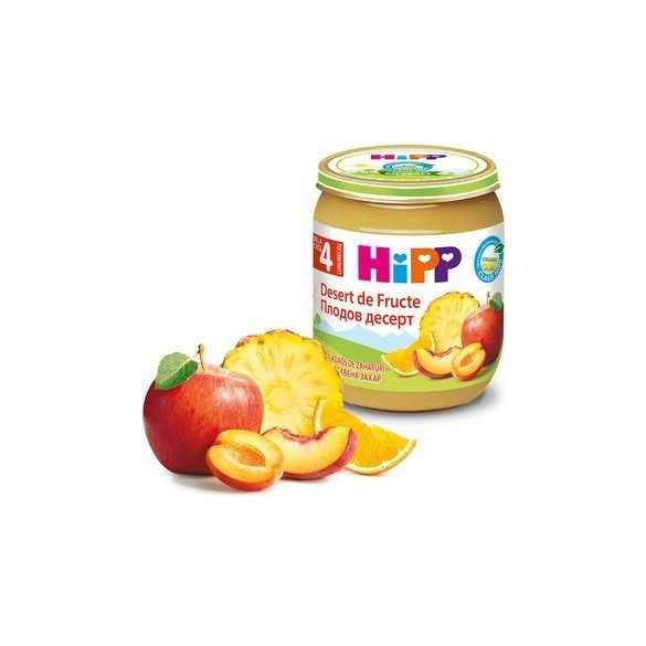 HIPP БИО Слънчеви плодове