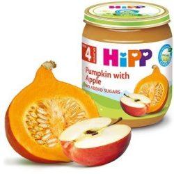 БИО Тиква с ябълки