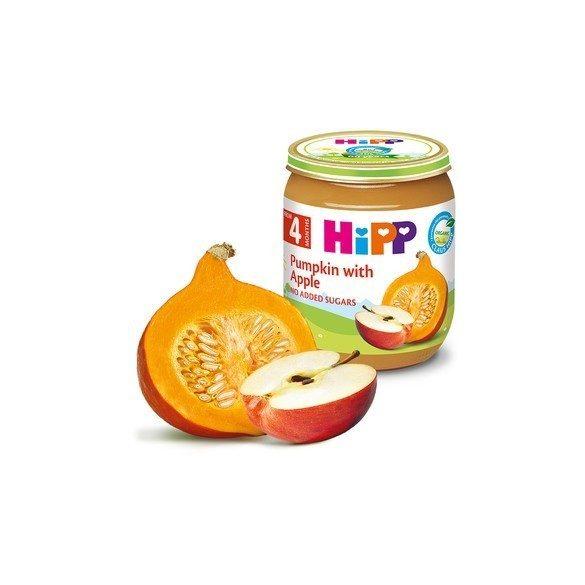 HIPP БИО Тиква с ябълки
