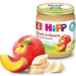 БИО Праскови с банани