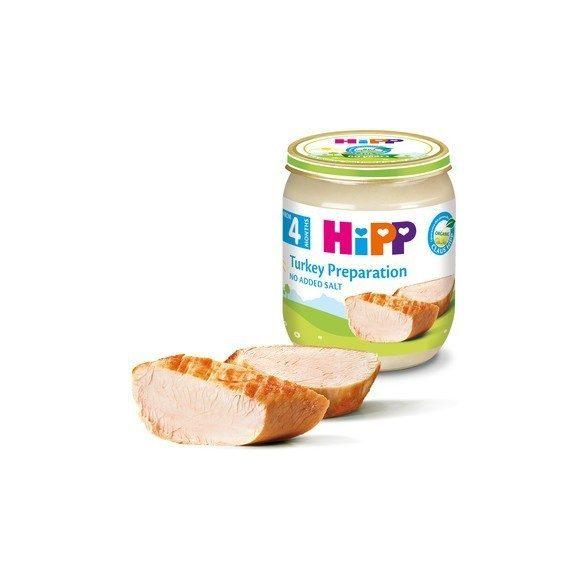 HIPP БИО Чисто пуешко месо 4м