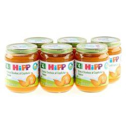 HIPP БИО Тиква 6 бр,