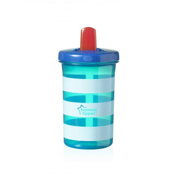 Неразливаща се чаша със сгъваем накрайник Tommee Tippee 300 мл, 6м+ Тюркоаз