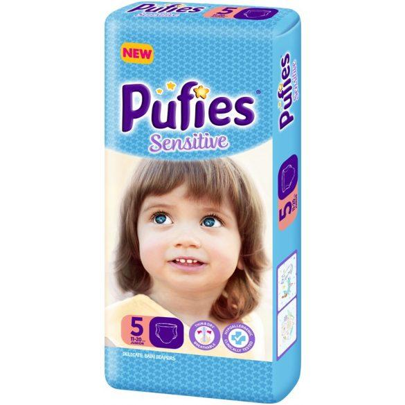 Pufies Sensitive 5 / 11-16кг/ 76 бр  НОВО