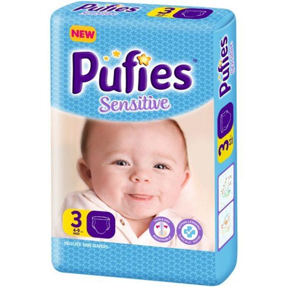 Pufies Sensitive 3 /6-10 кг 100 бр