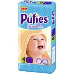 Pufies Sensitive 4 / 9-14кг/ 88 бр  НОВО