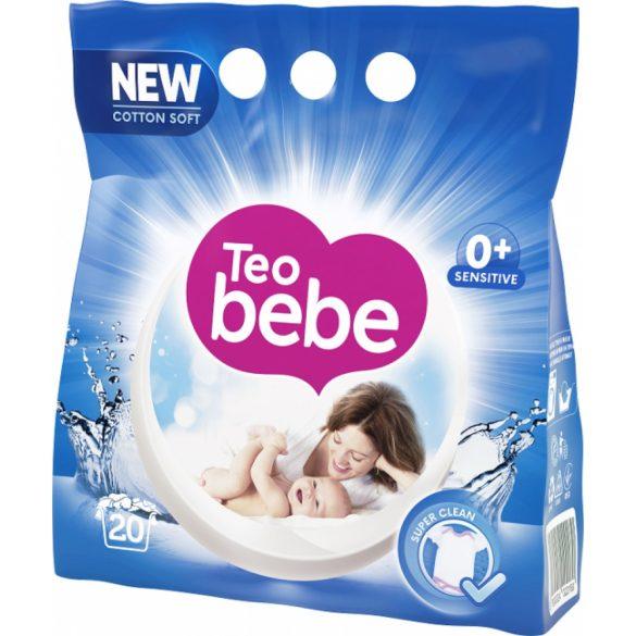 Teo Bebe Прах за пране Алое 1.5кг.
