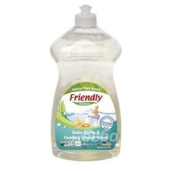 Friendly Препарат за почистване на бебешки съдове 739мл