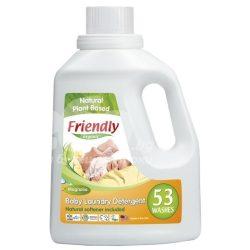 Friendly Organic Концентриран гел за пране с омекотител - Магнолия