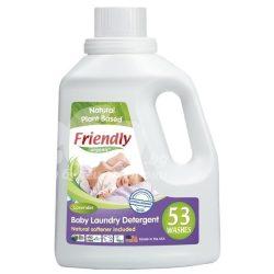 Friendly Organic Концентриран гел за пране с омекотител - Лавандула