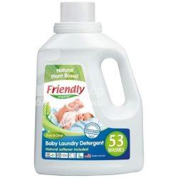 Friendly Organic Концентриран гел за пране с омекотител-без аромат