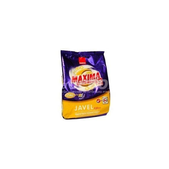 Sano Прах за пране Sano Maxima - Жавел ефект