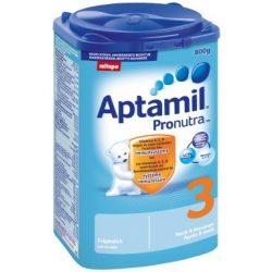 APTAMIL 3 Prenutra+ Мляко за малки деца  12м. (800 гр.)