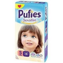 Pufies Sensitive 5 11-25кг 48 бр