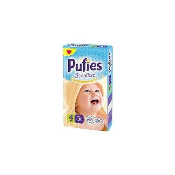 Pufies Sensitive 4 7-18кг 56 бр